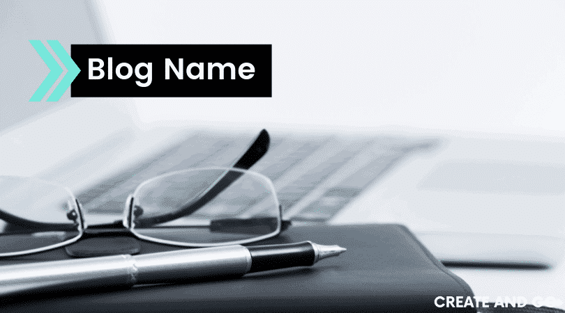 How to Come Up With a Great Blog Name in 30 Minutes!