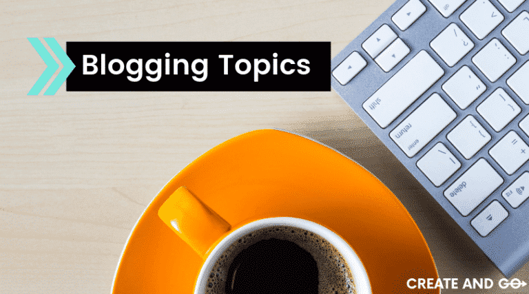blogging topics ft