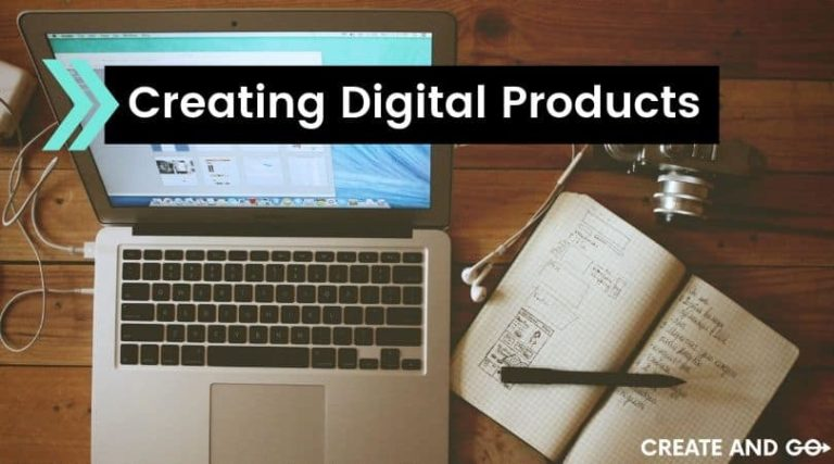 creating digital products ft