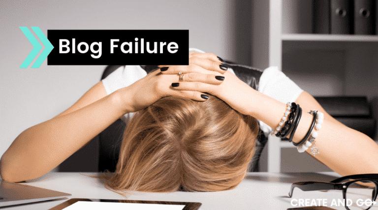 blog failure ft