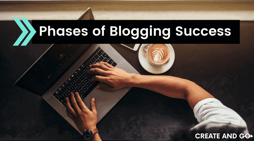 The 4 Phases of Online Blogging Success: Poop to Profits