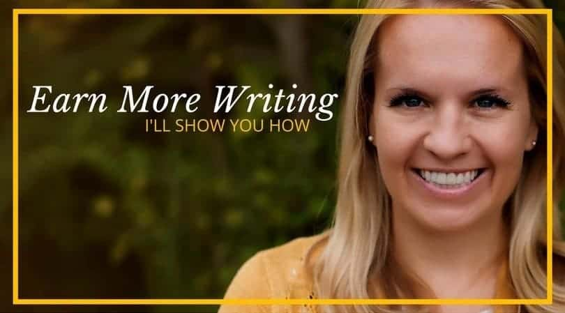 Earn More Writing Freelancing Course for Bloggers