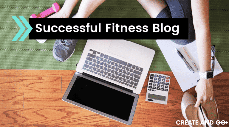 successful fitness blog ft