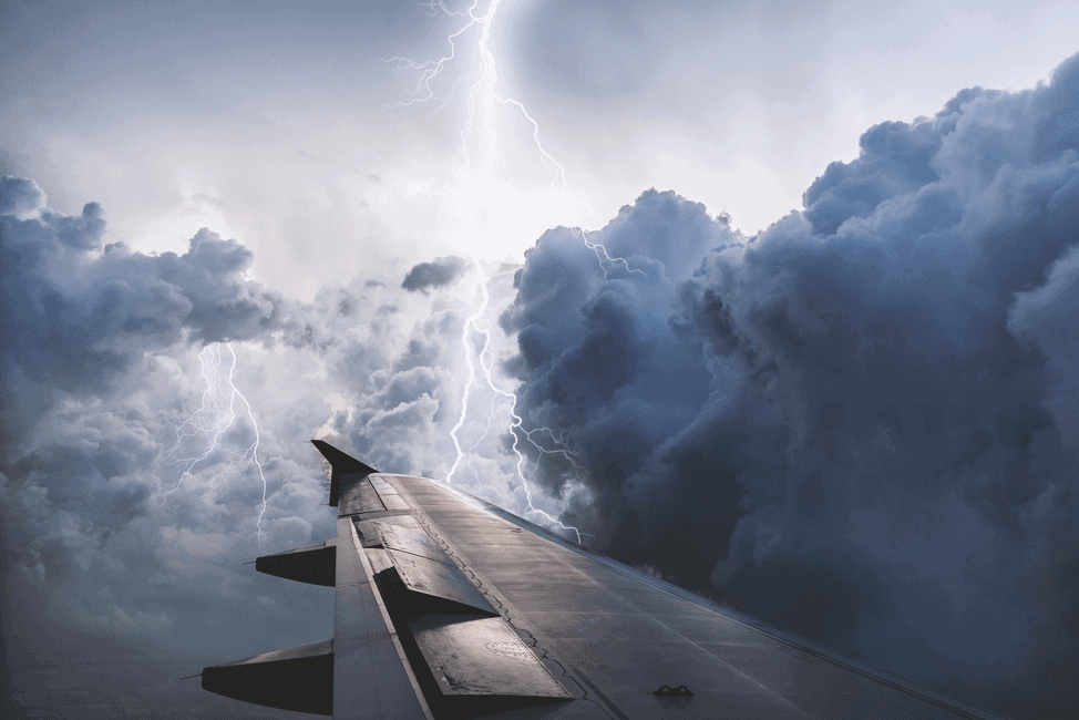 pixabay free stock photos lightning plane