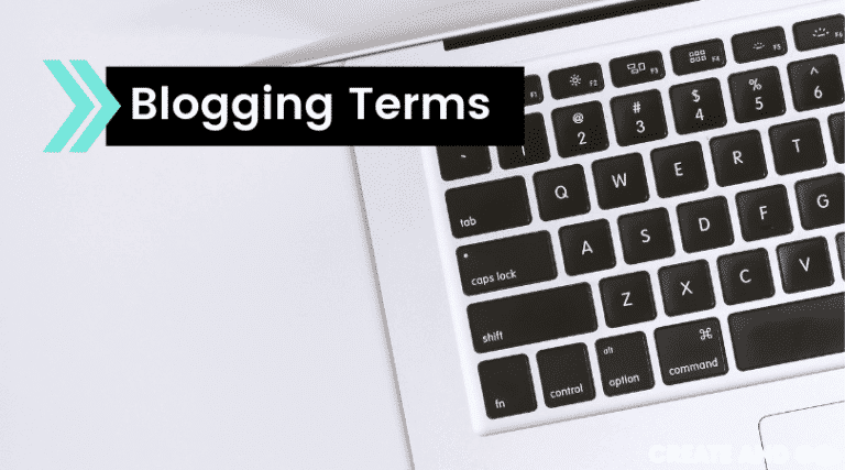 blogging terms ft