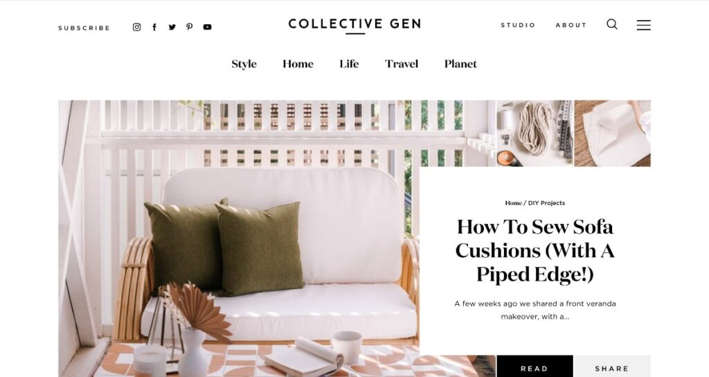 collective gen blog